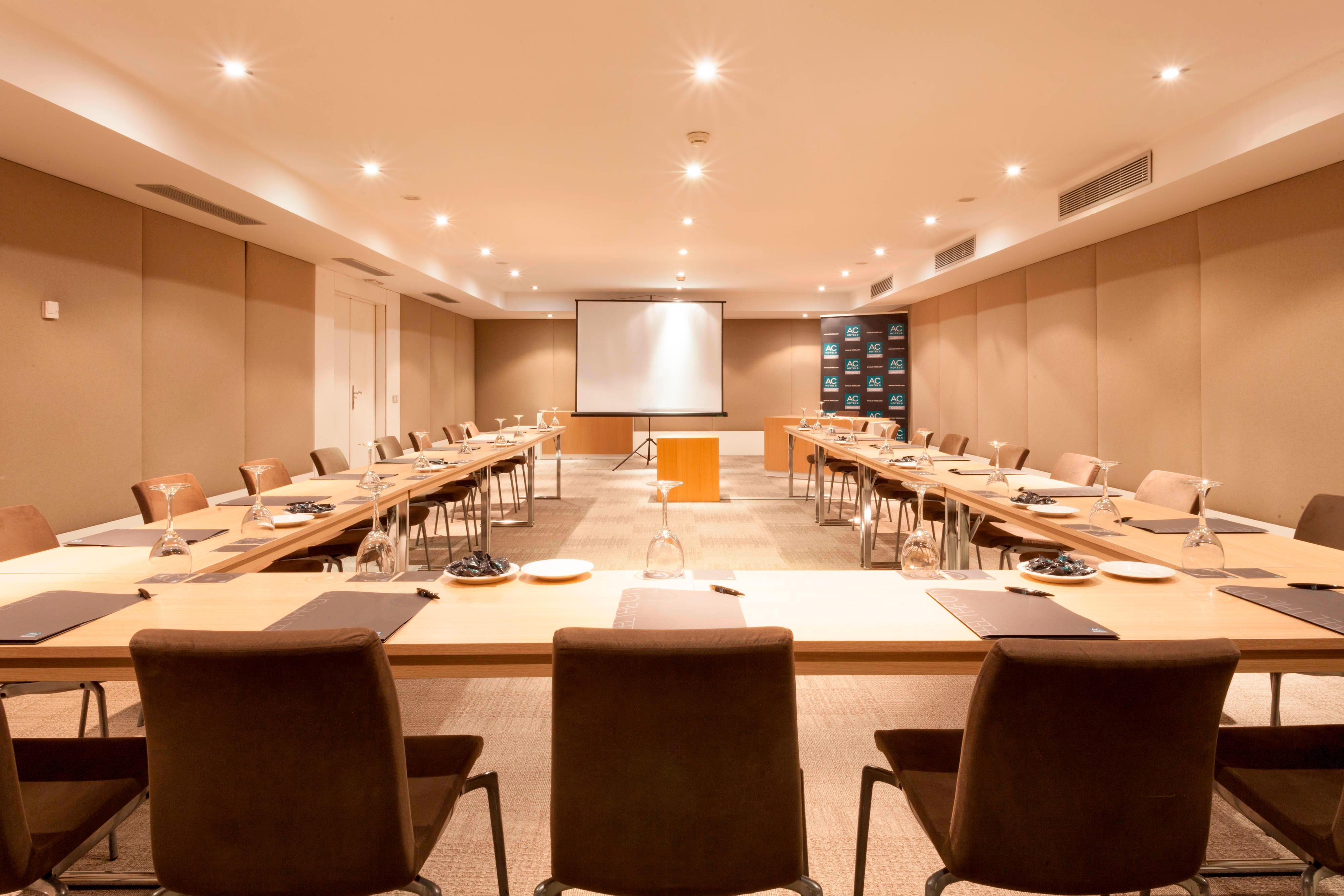 Business Events in Toledo hotel