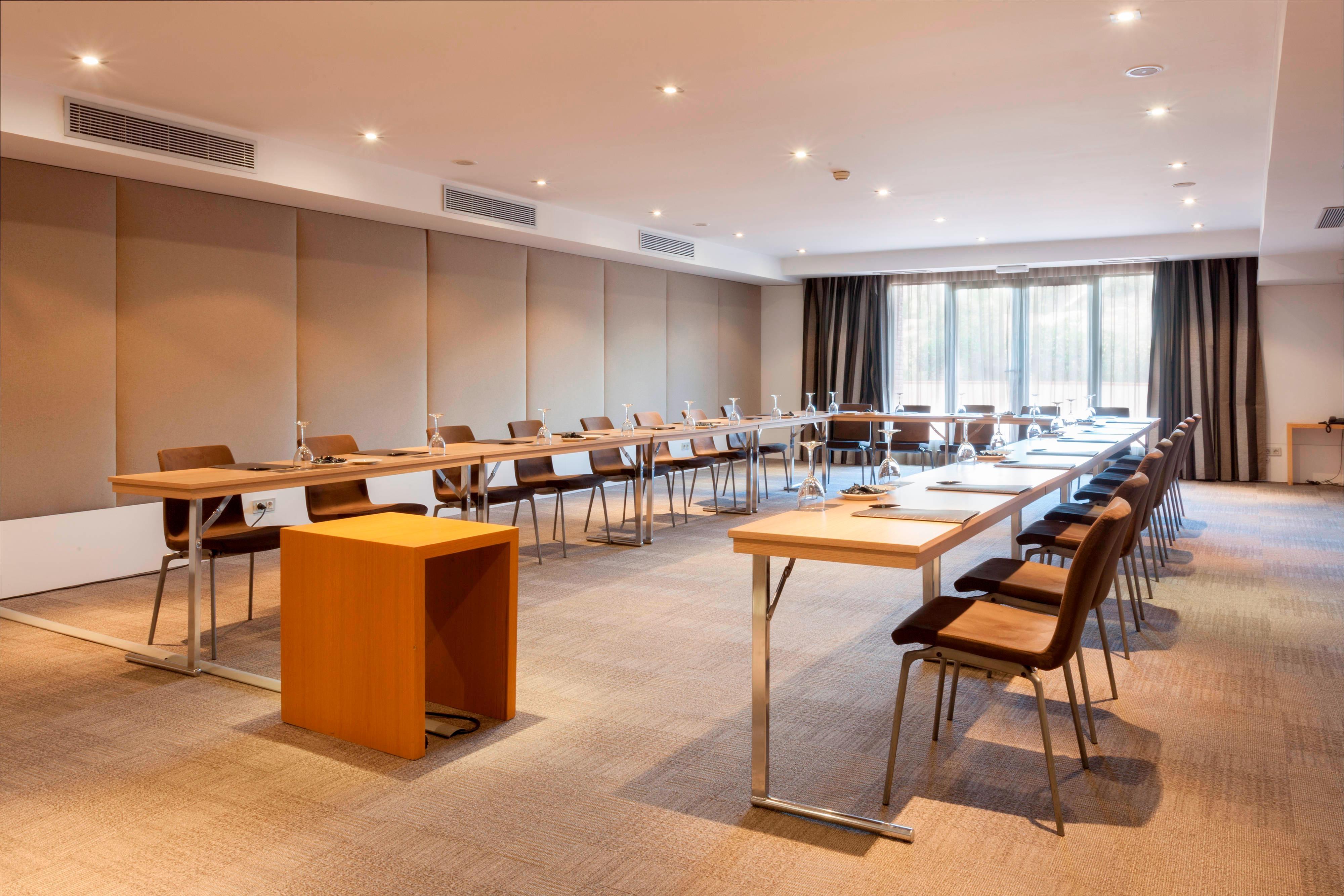 Eventos y reuniones en hotel de Toledo