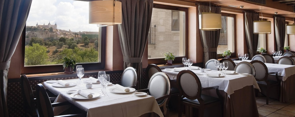 Hotelrestaurant in Toledo