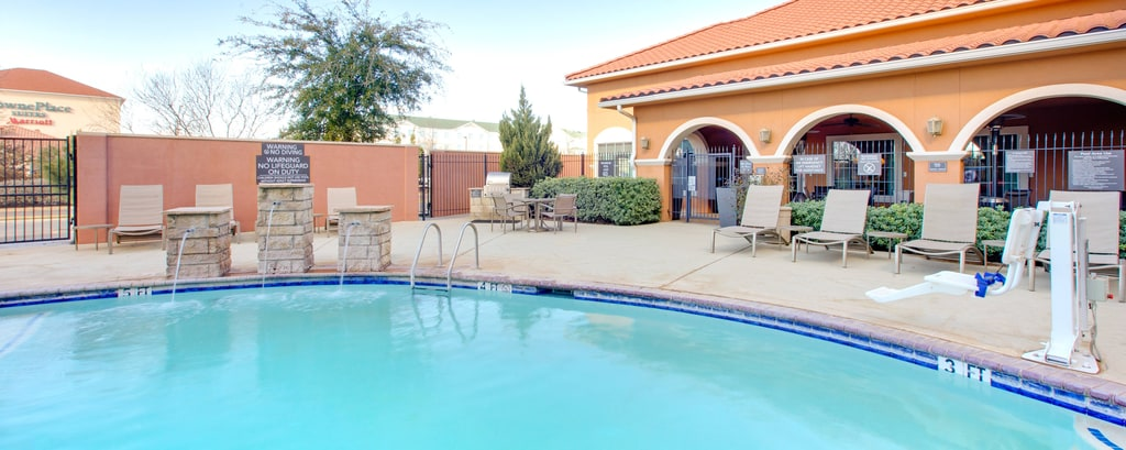 Hotels With Gym And Pool In Midland Texas Residence Inn Midland