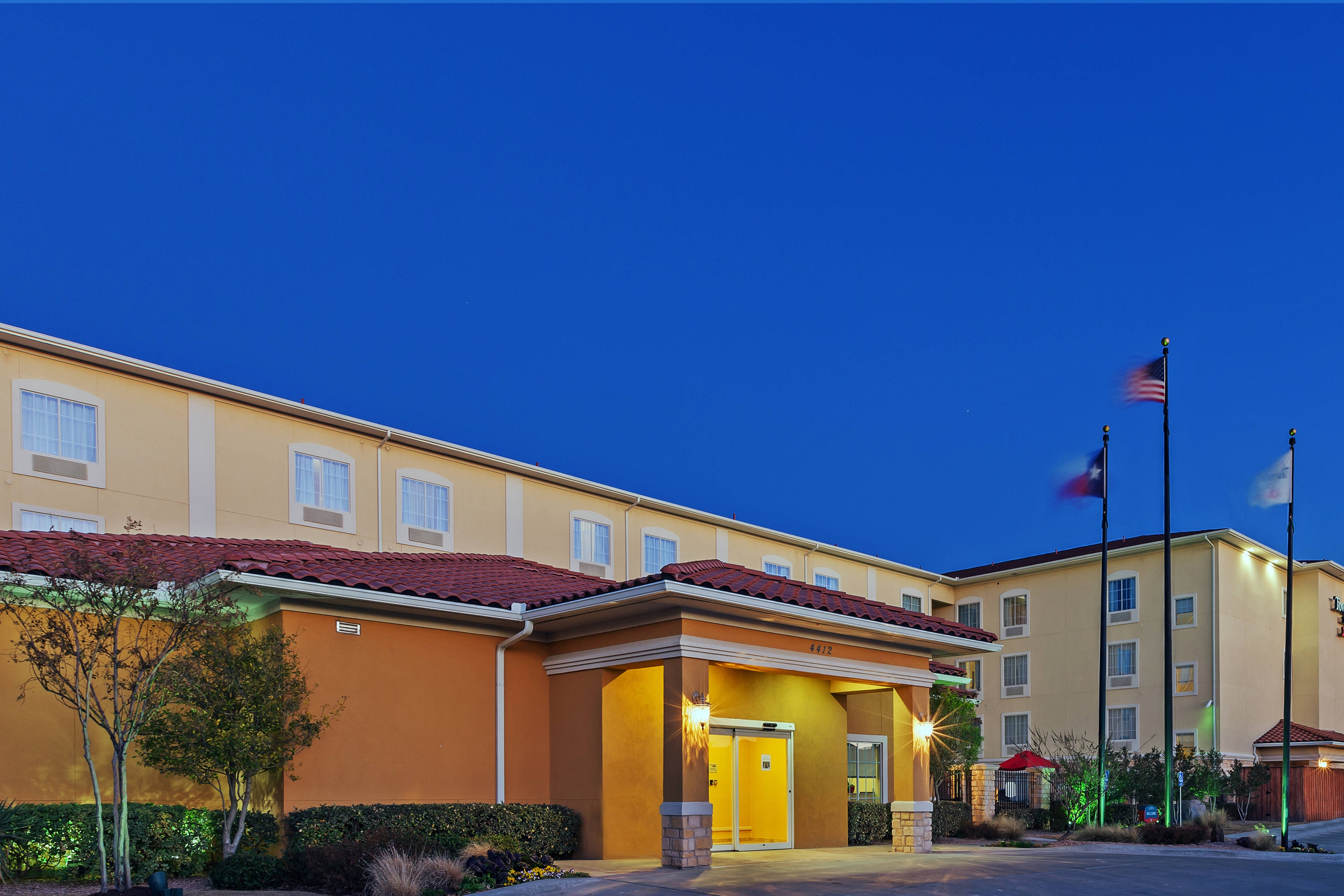 Extended Stay Odessa Hotel