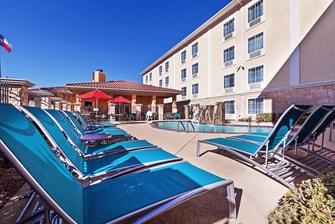 Odessa Texas Outdoor Pool