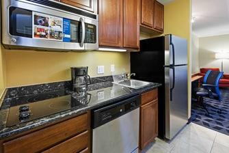 Suite Kitchen in Odessa