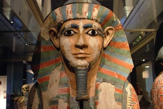 Manchester Museum- explore the ancient Egypt Gallery