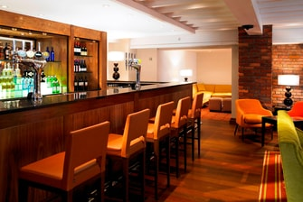 Chimney Bar Manchester England Hotel