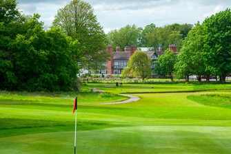 Golf a Worsley Park