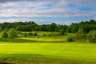 golf courses in manchester