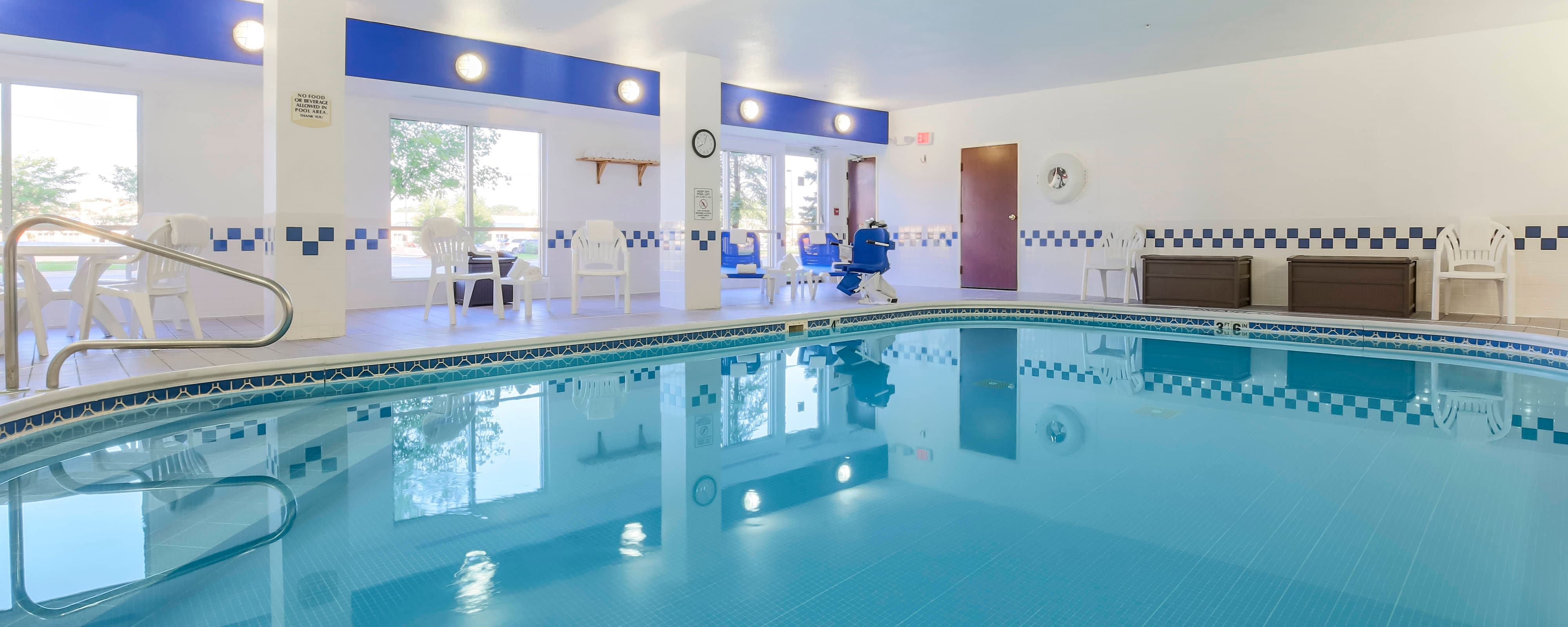 Bay City Michigan Indoor Pool