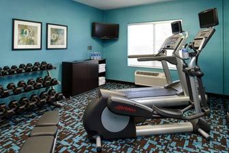 Hotel with gym Frankenmuth MI