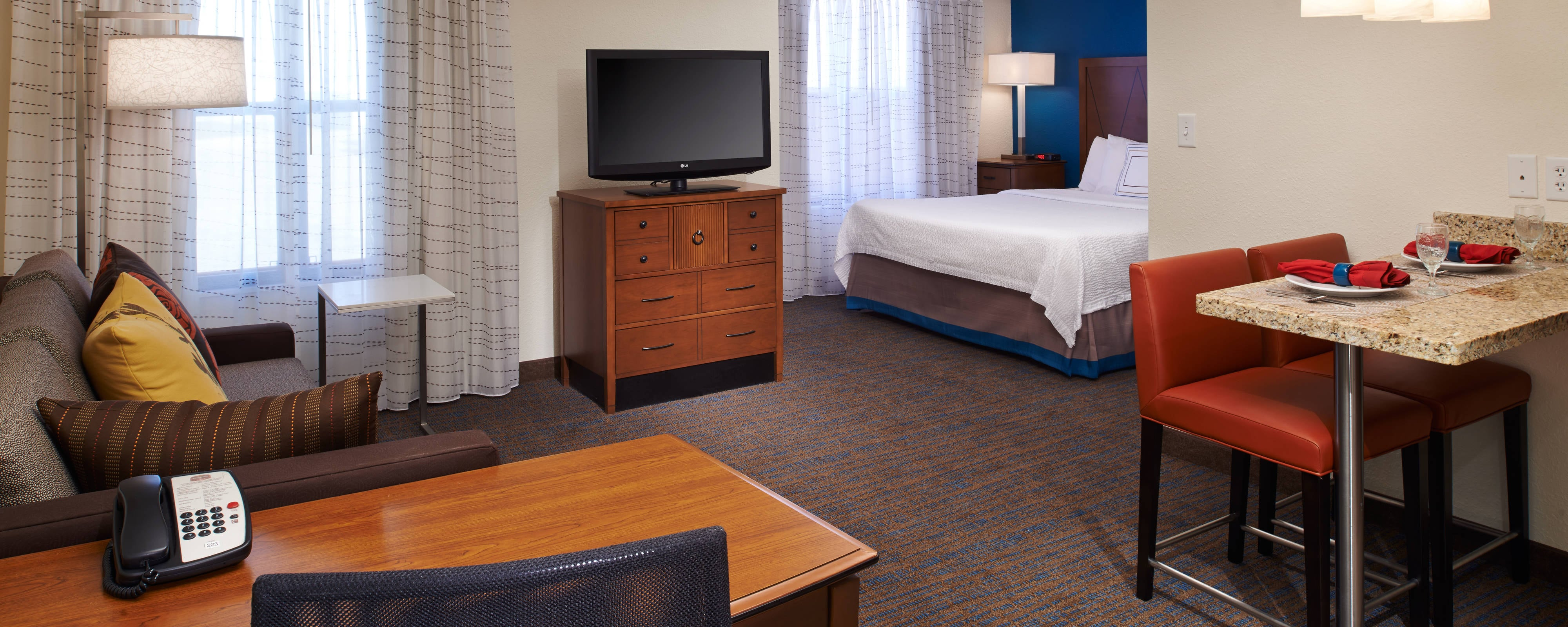 Extended Stay Suite In Saginaw