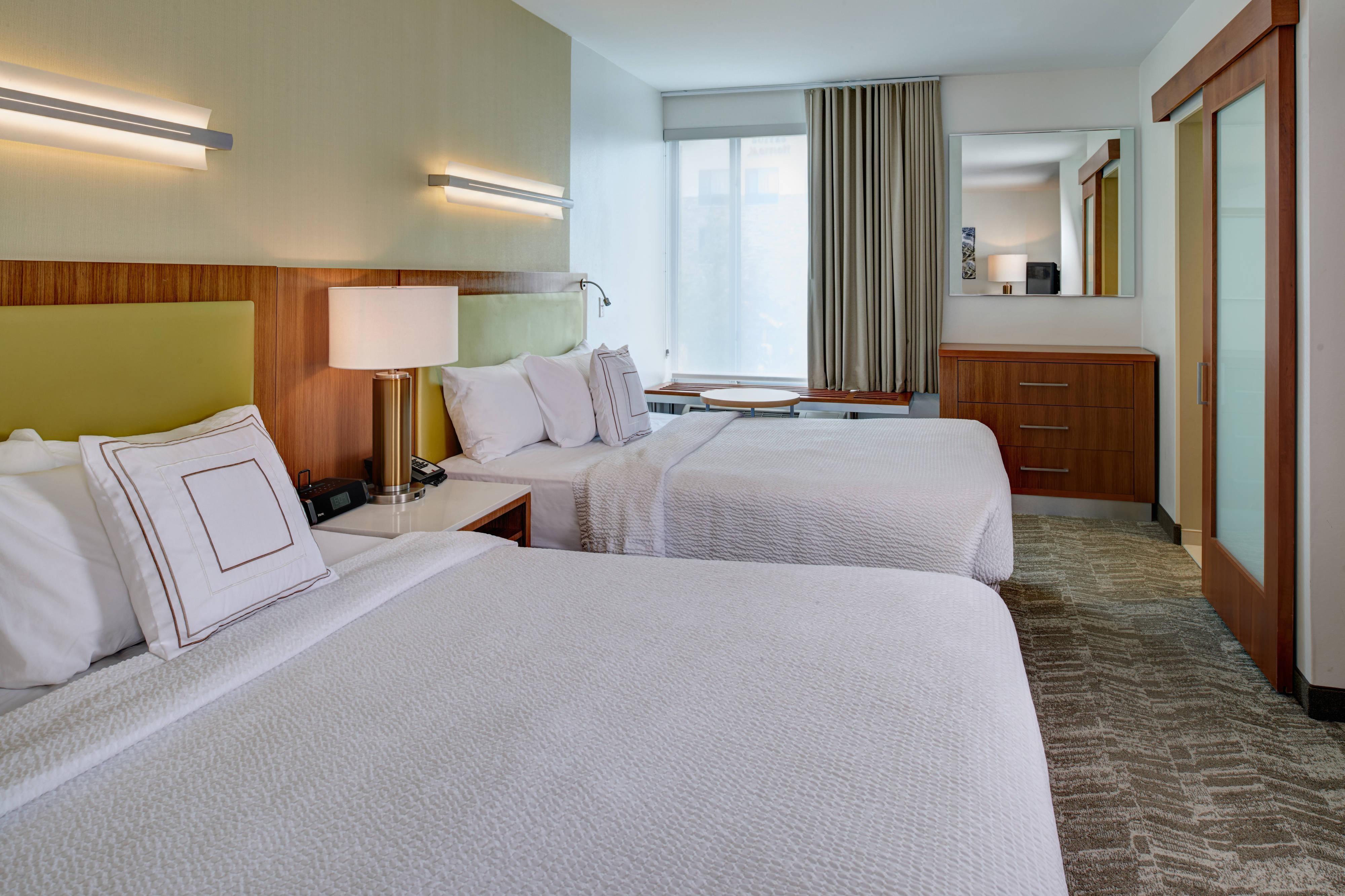 Suite Studio con dos camas Queen