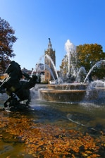 J.C. Nichols Fountain Kansas City