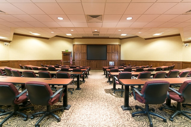 Teleconference Meeting Room