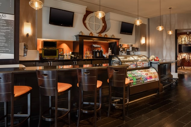 Sheraton Cafe
