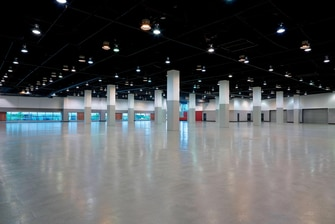 Exhibit Hall A