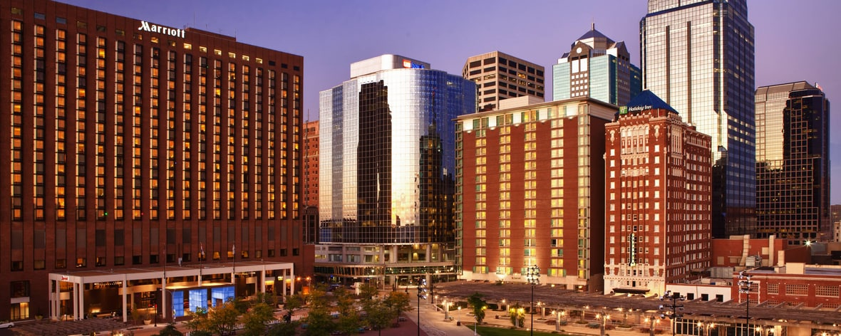 Kansas City Hotel - Downtown Kansas City Hotel | Kansas City ...