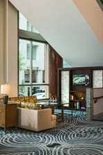 Kansas City Hotels Muehlebach Lobby