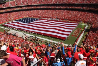 Arrowhead Stadium - Kansas City, KS