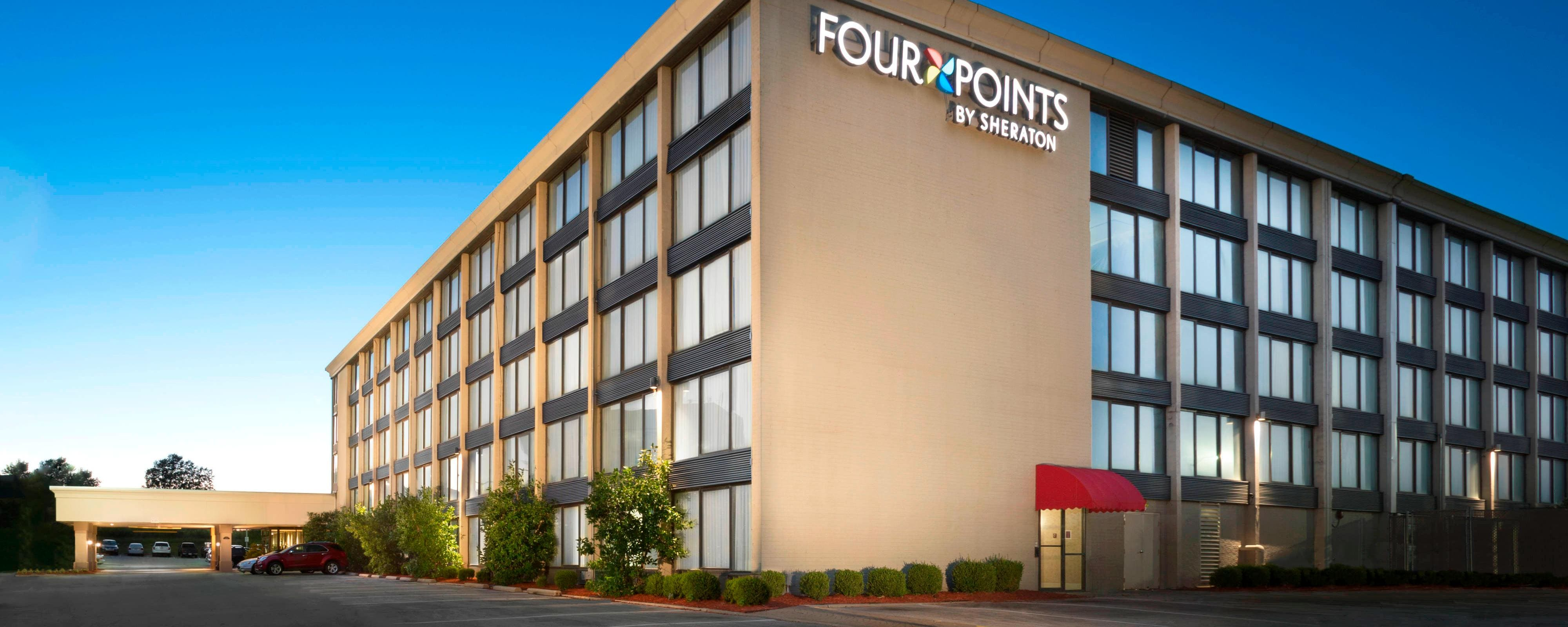 Kansas City Hotels Near Airport Four Points By Sheraton