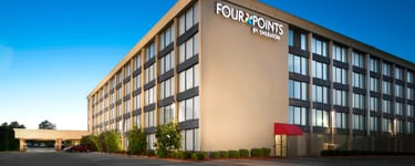 Four Points by Sheraton Kansas City Airport