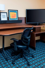 Executive King Suite – Work Desk