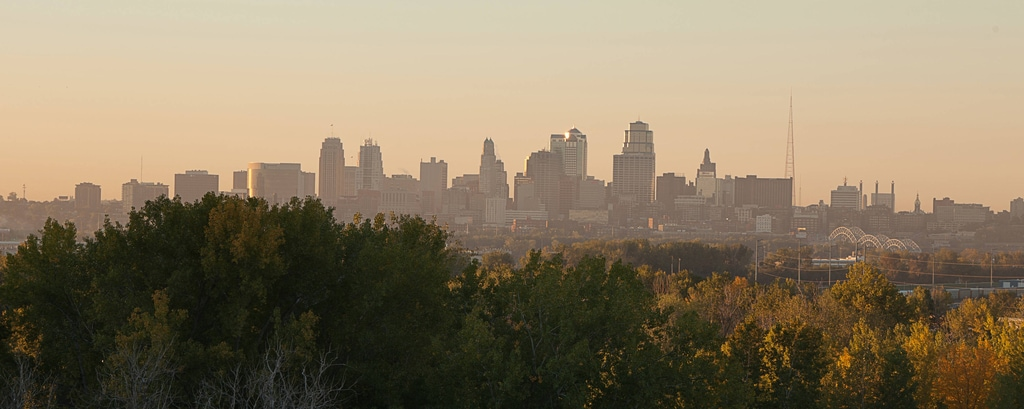 Horizonte de Kansas City