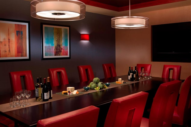 Epicure Private Dining Room