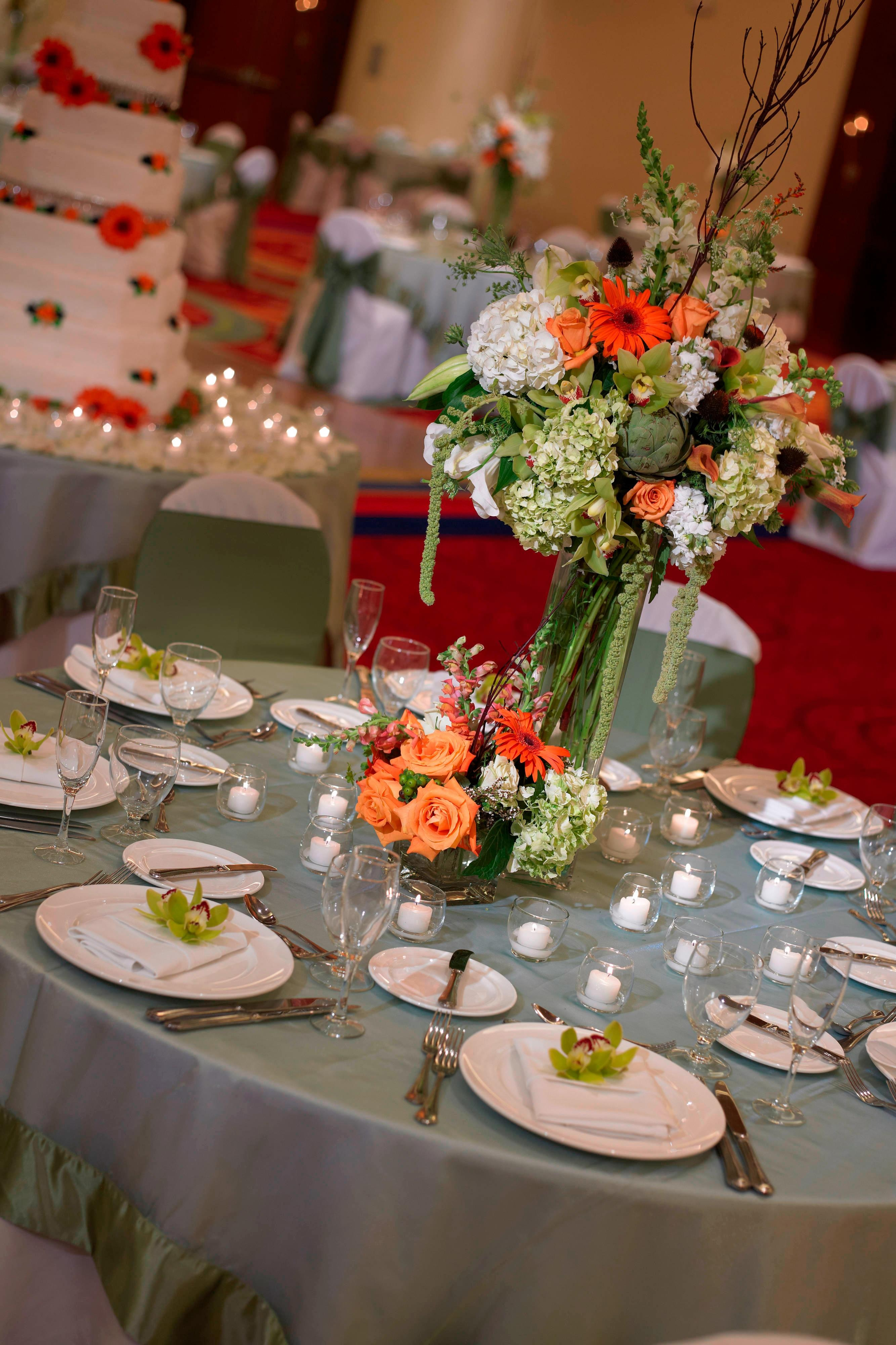 Stunning Events & Weddings – Detail