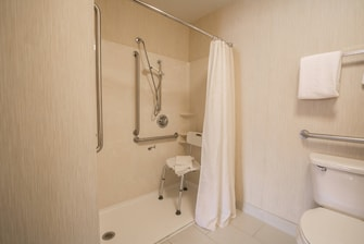 Independence Missouri Roll-in Shower