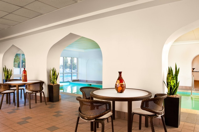 Pool - Indoor Section