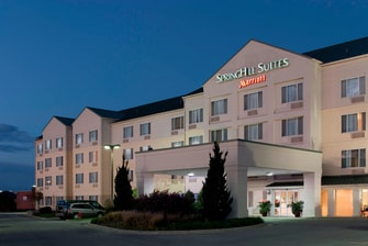 Exterior - Overland Park Springhill Suites