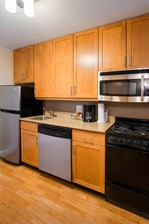 Towneplace Suites Kitchen, Overland Park