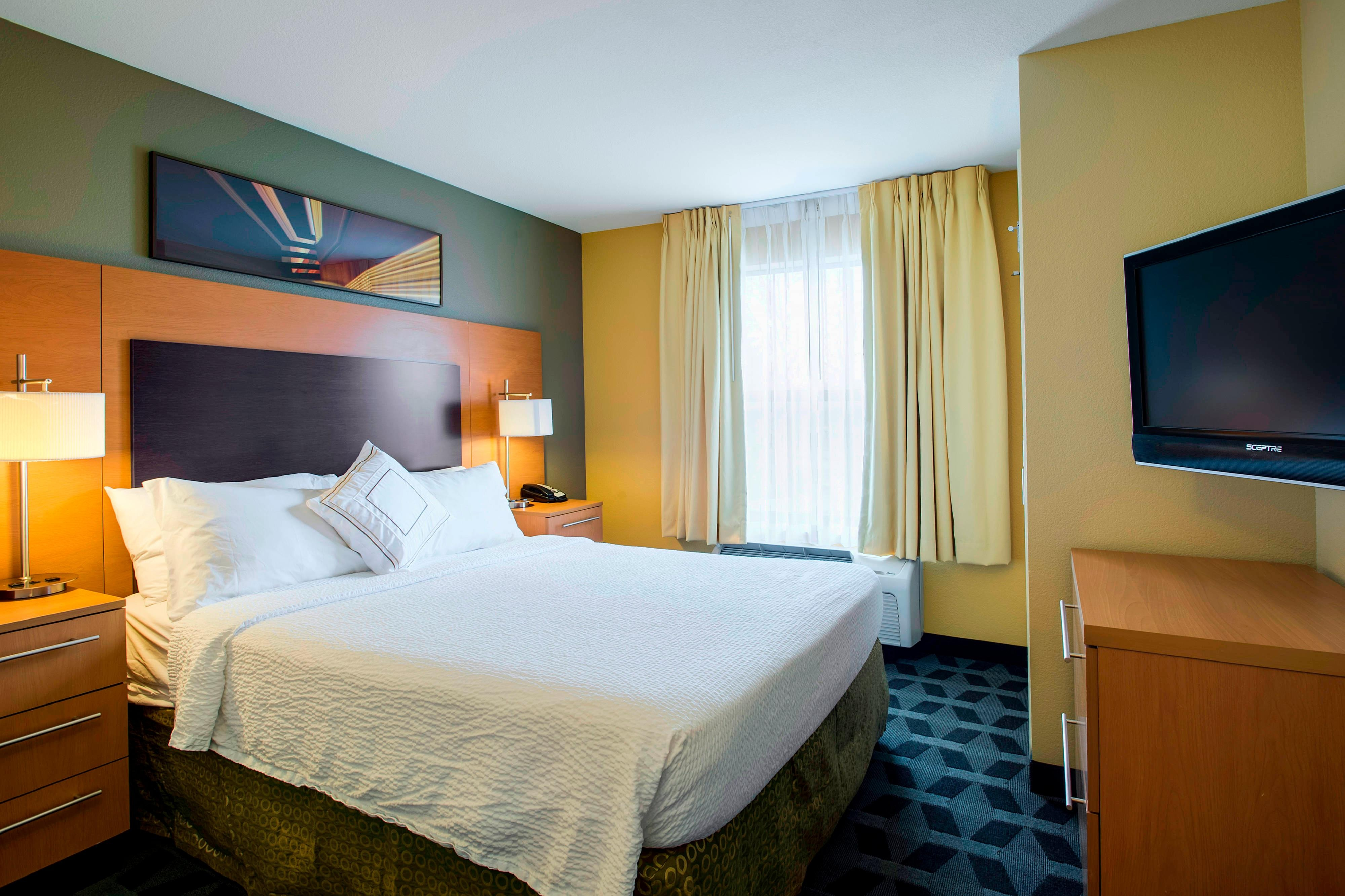 Towneplace Suites, Overland Park Suite