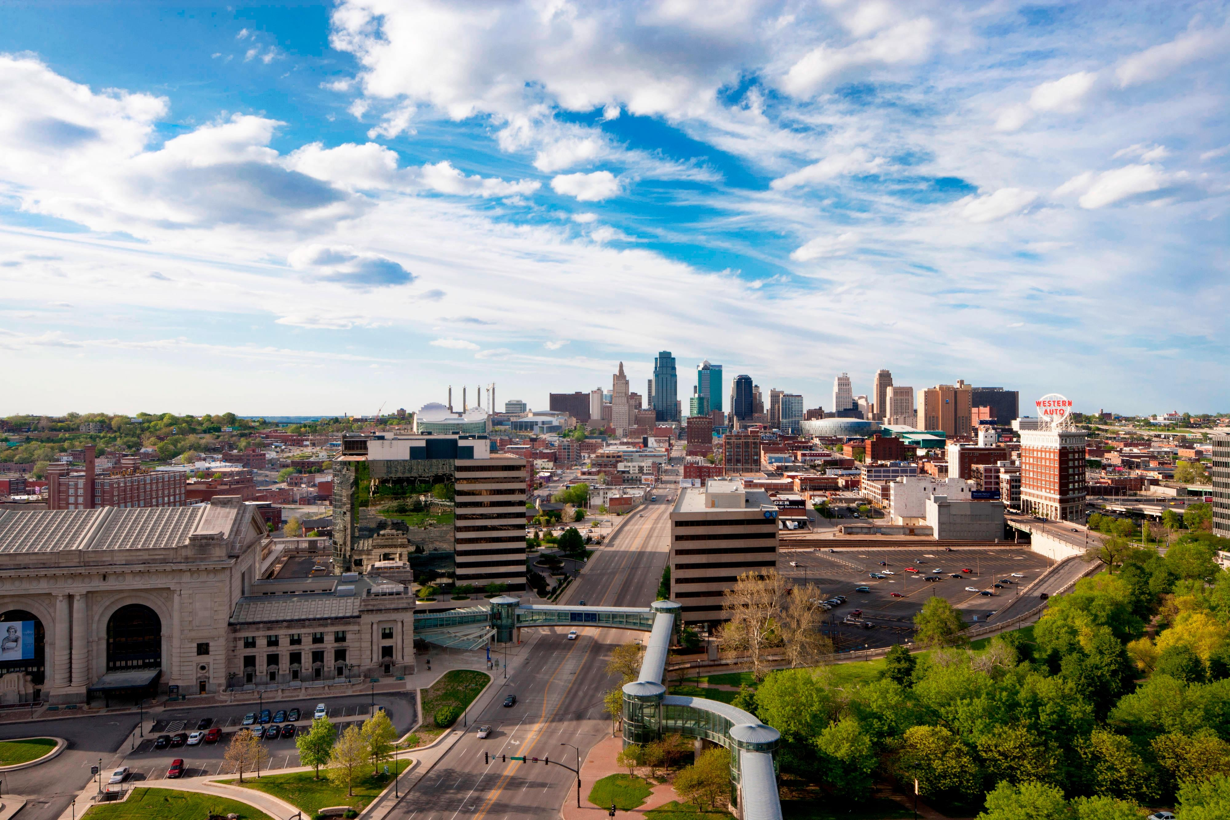 Kansas CitySkyline View