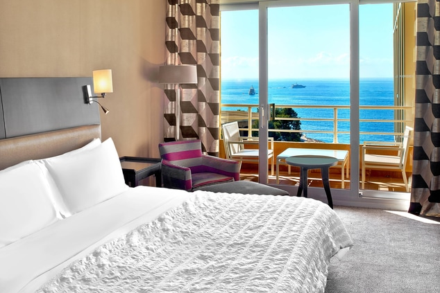 Rooftop Room with Sea View
