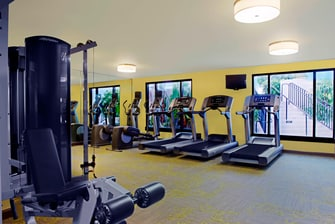 Gimnasio del Grand Bohemian Hotel Orlando, Autograph Collection