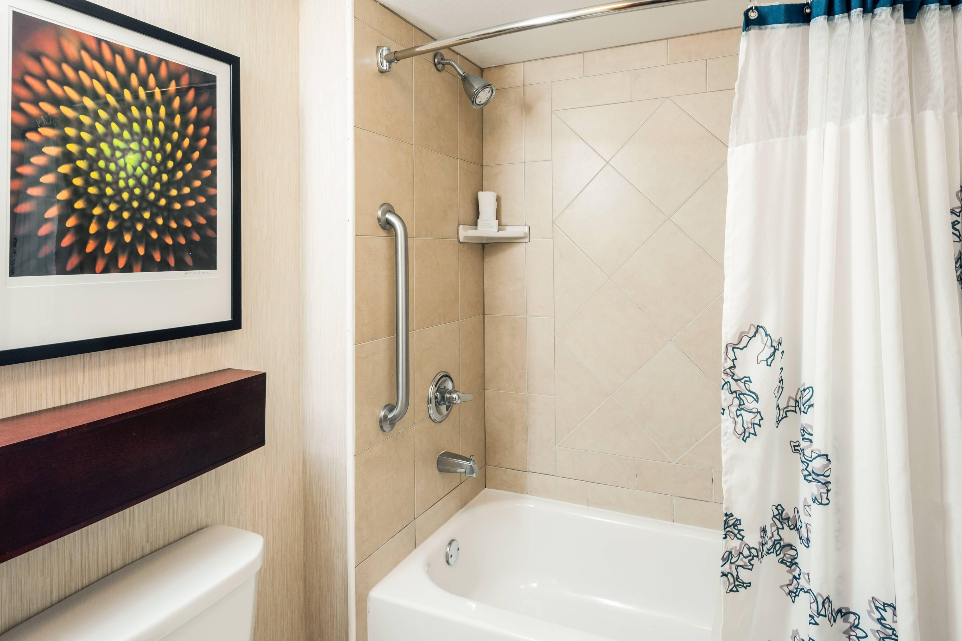 Suite Guest Bathroom with Shower