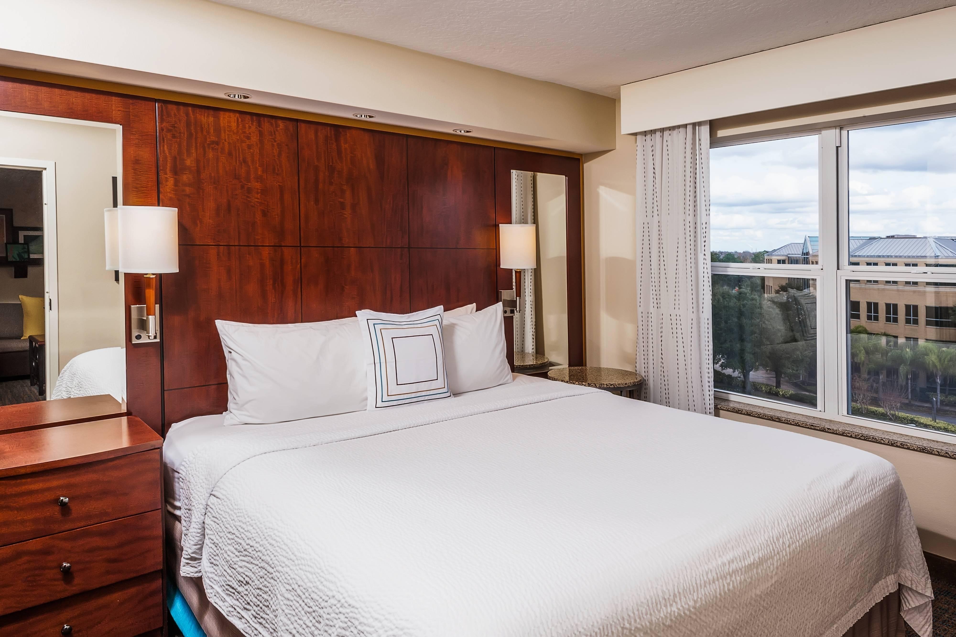 Suite King de un dormitorio
