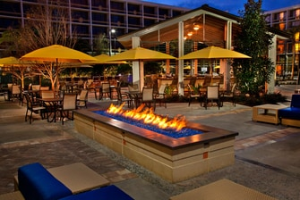 27 Palms Bar and Grill - Fire Pit