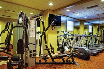 celebration fl hotel fitness center
