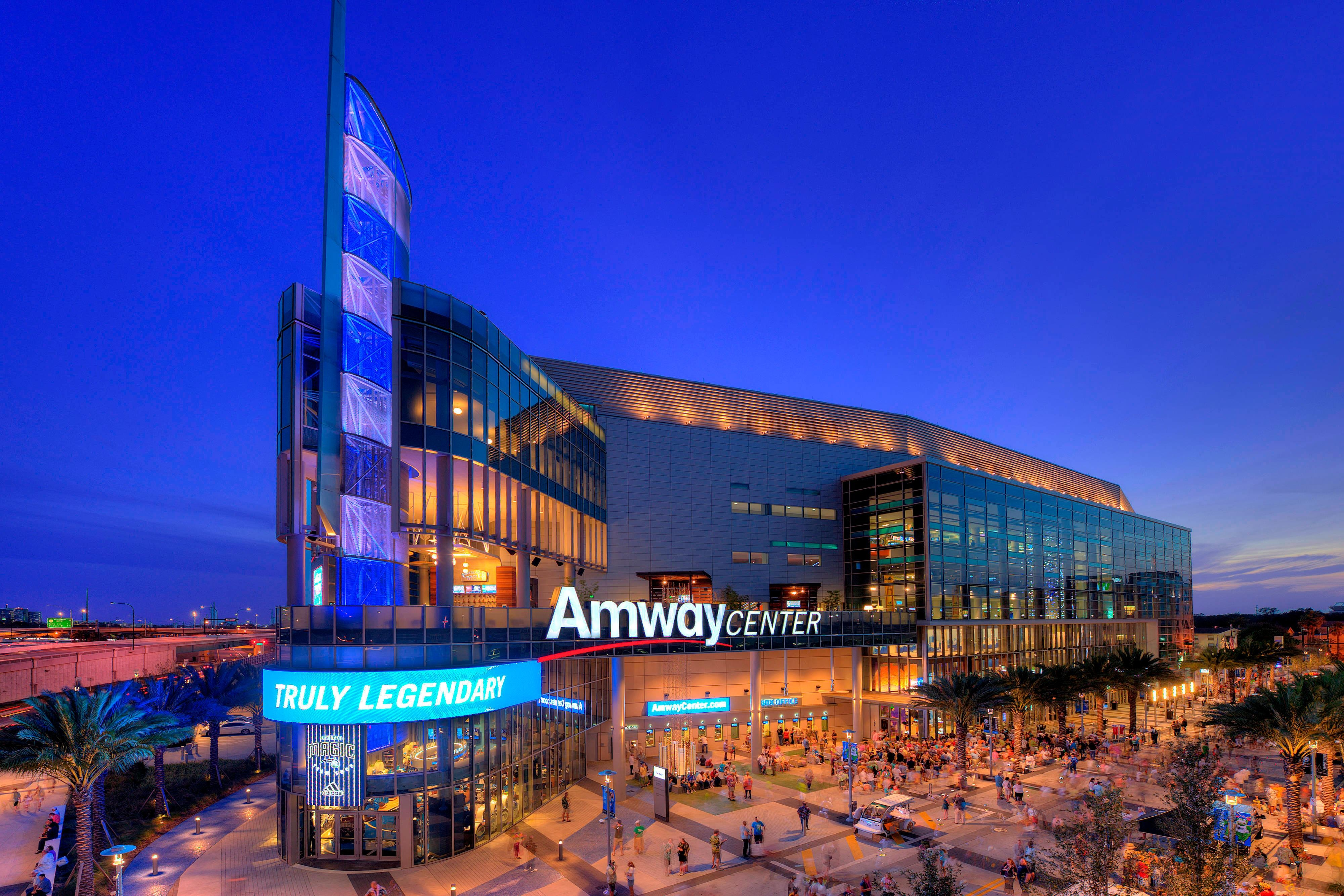 Sporthotel am Amway Center