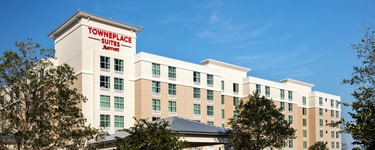 TownePlace Suites Orlando at Flamingo Crossings/Western Entrance