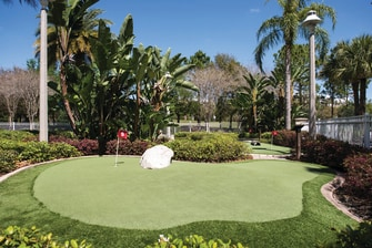 Orlando Resort Mini Golf