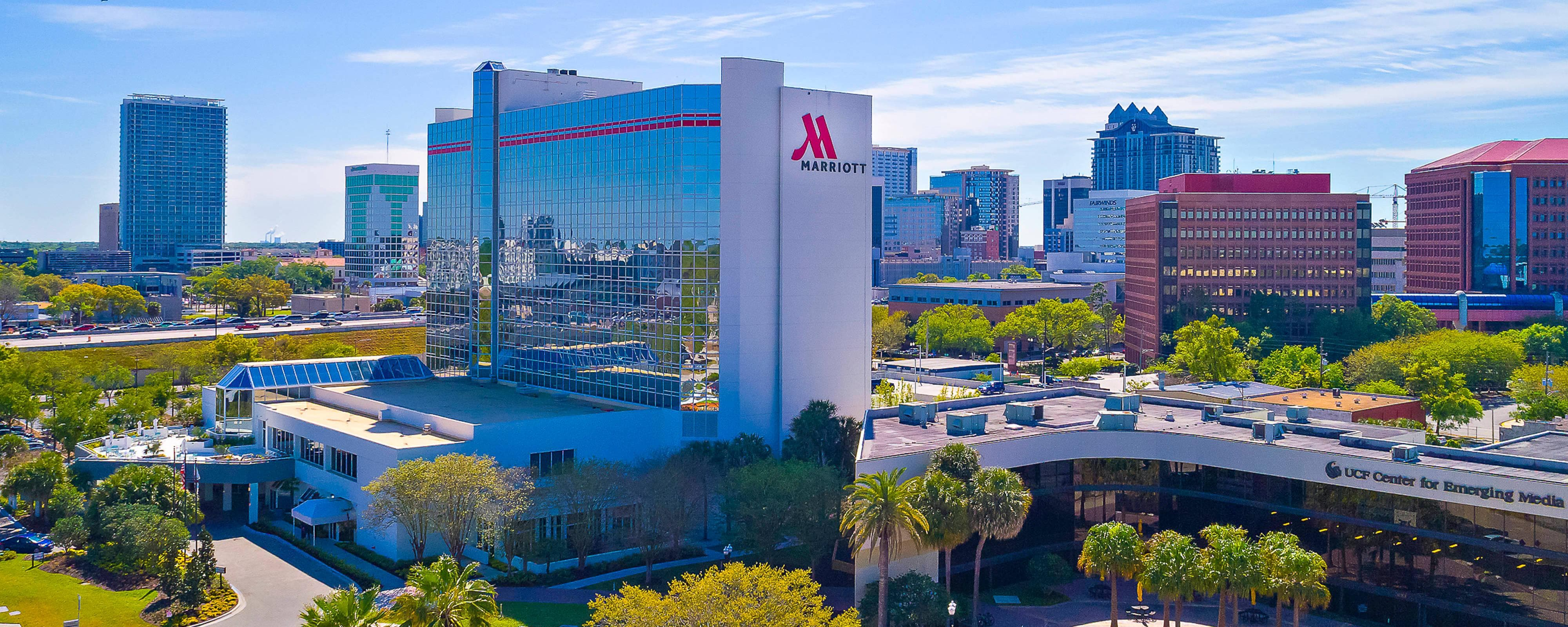 Downtown Hotels In Orlando Fl Marriott