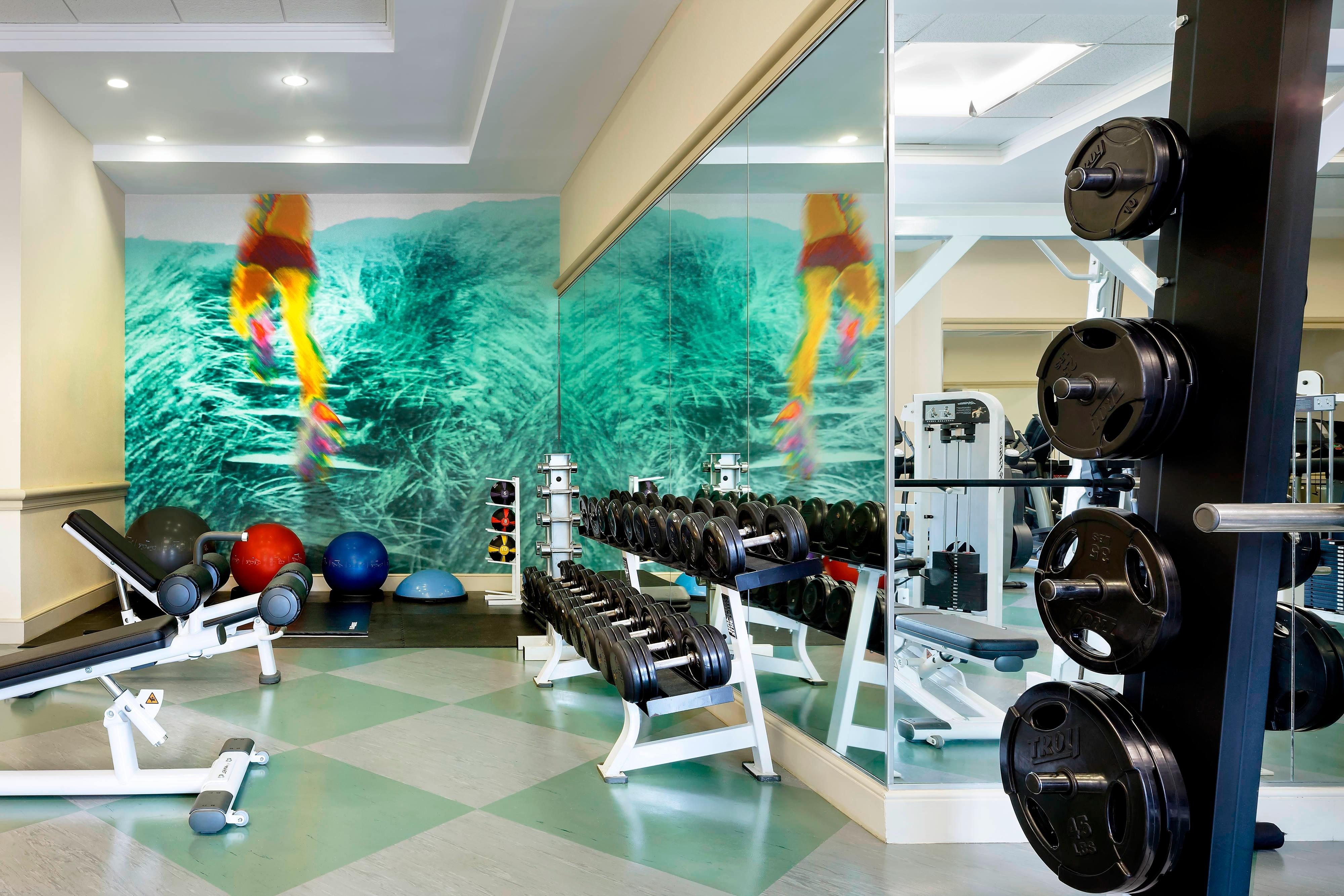 WestinWorkOUT Health Club/Fitness Center