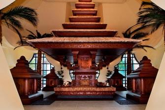 Meru Temple at Mandara Spa