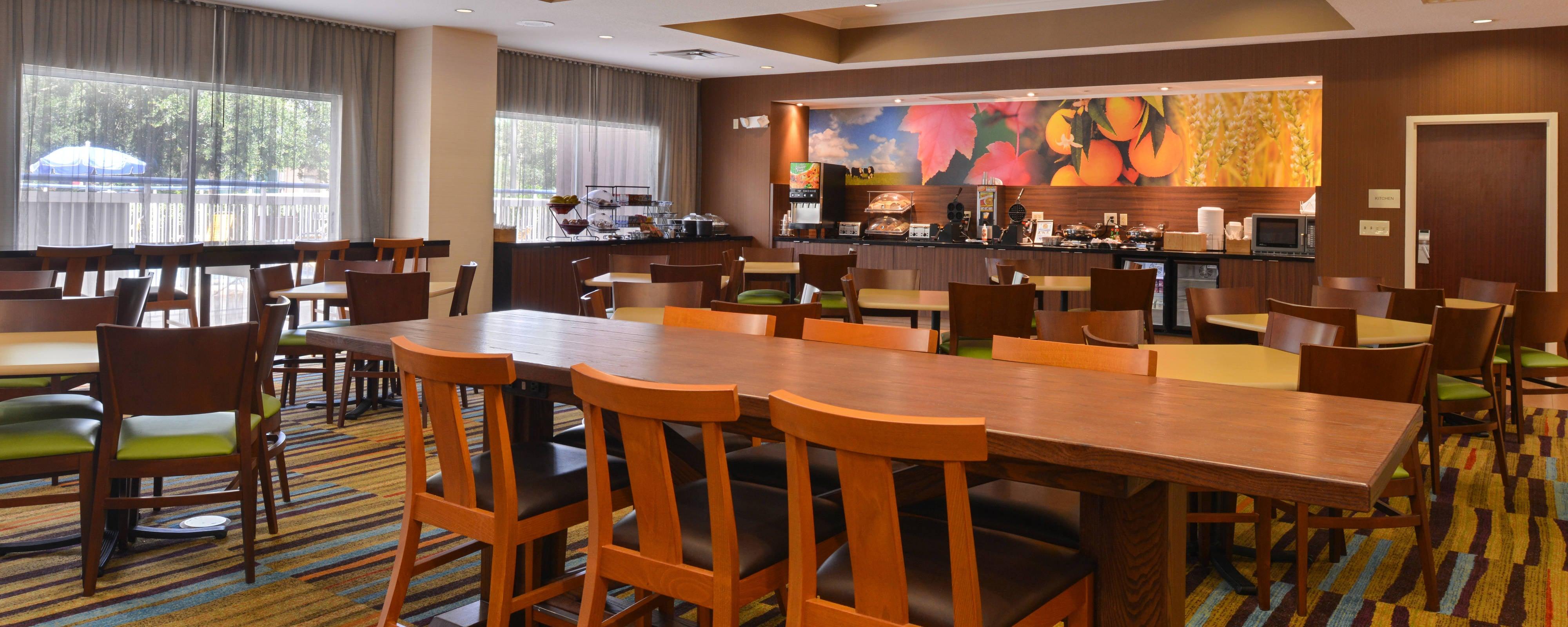 Orlando Hotels With Complimentary Breakfast Fairfield Inn