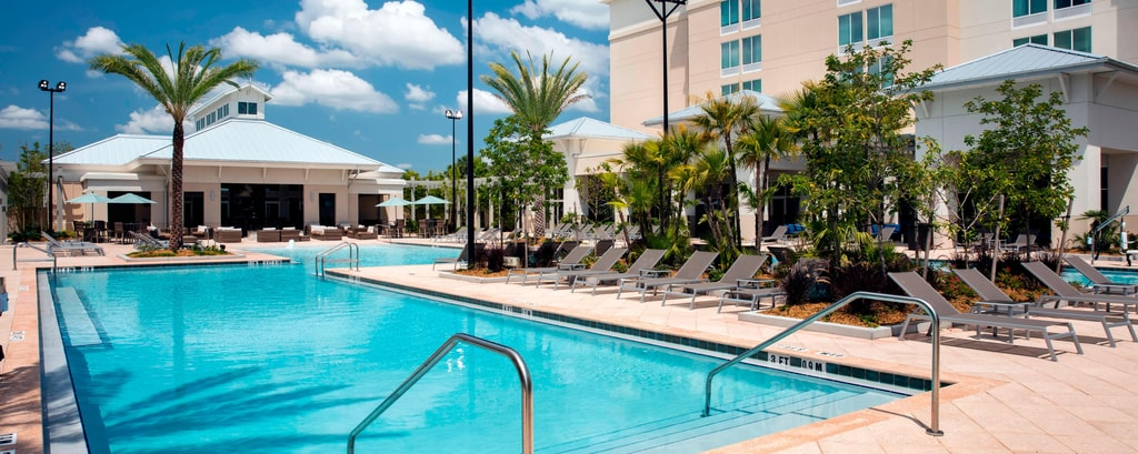 Hotel with pool in winter garden fl springhill suites - Springhill suites winter garden fl ...