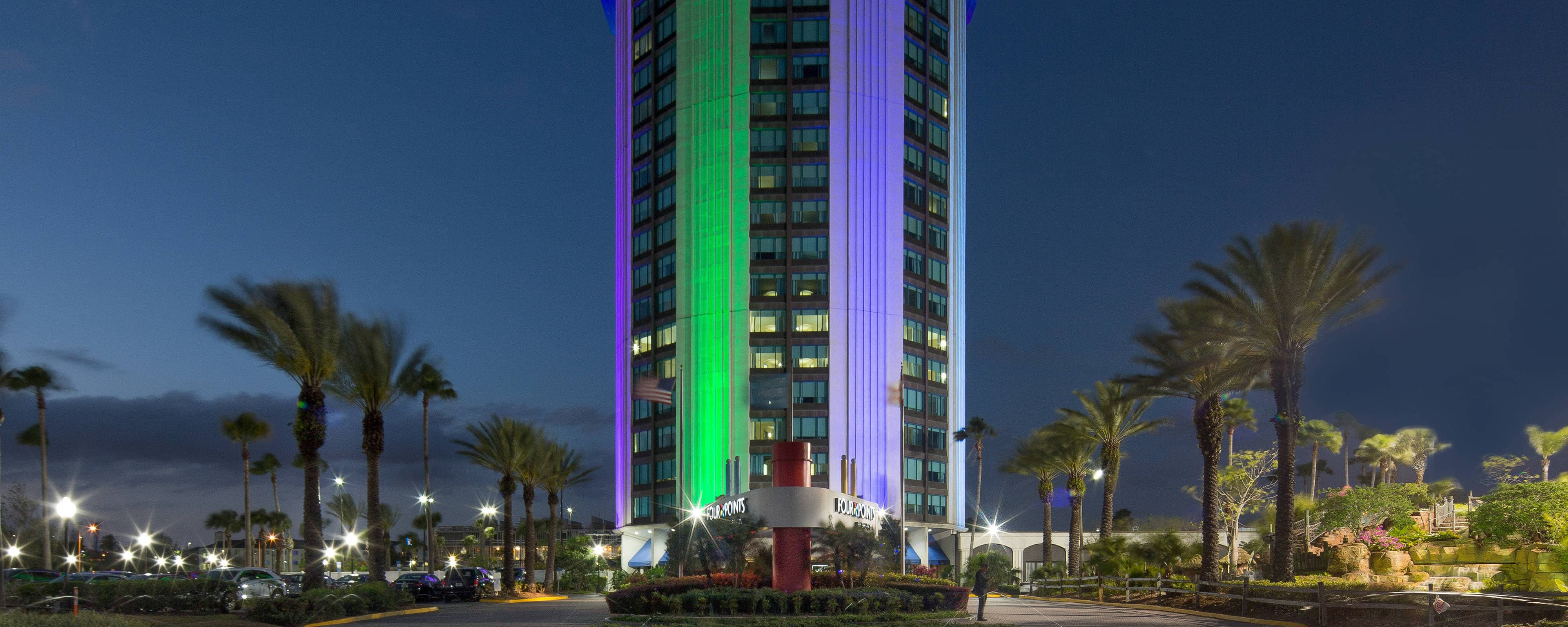Business Leisure Hotel In Orlando Four Points By Sheraton