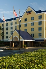 Fairfield Inn & Suites Lake Buena Vista Außenansicht